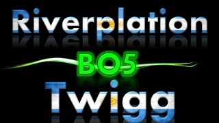 the best of aoc 1 twigg vs riverplation mejor de 5