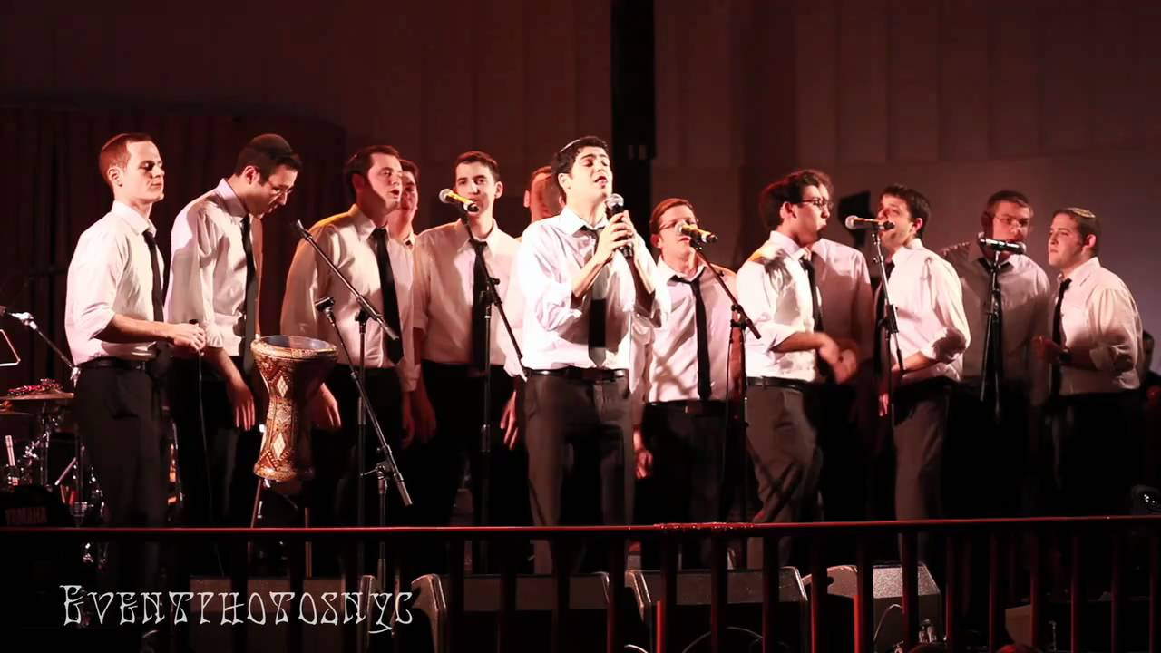 The Maccabeats -Candlelight - (live at Y.U.)
