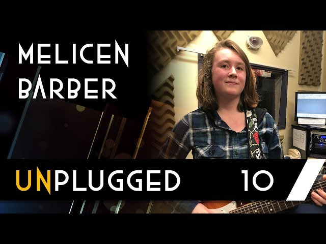 Melicen Barber - Rainy Conversations - Youth Zone Unplugged