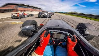 (one of) MY BEST RACE START SO FAR - RACING IS LIFE 2019 EP.37