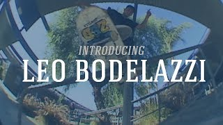 Introducing Leo Bodelazzi
