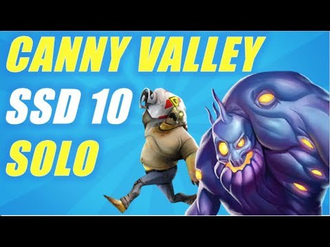 Canny Valley SSD 10 Solo