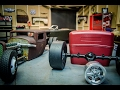 RC4wd Mickey Thompson 1 9s, Boom Racing Wideners and Rat Rod Updates