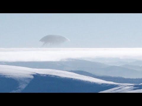 Kaukazo kalnuose buvo nufilmuota milžiniška «medūza»