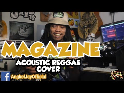 Magazine by Eraserheads (acoustic reggae cover)