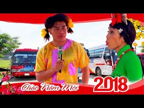 Hài Tết 2018 |Về Quê Tui Đâu | Lê Dương Bảo Lâm - Dương Thanh Vàng