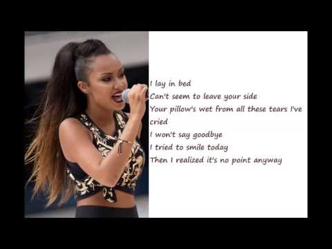 These Four Walls - Little Mix Lyrics