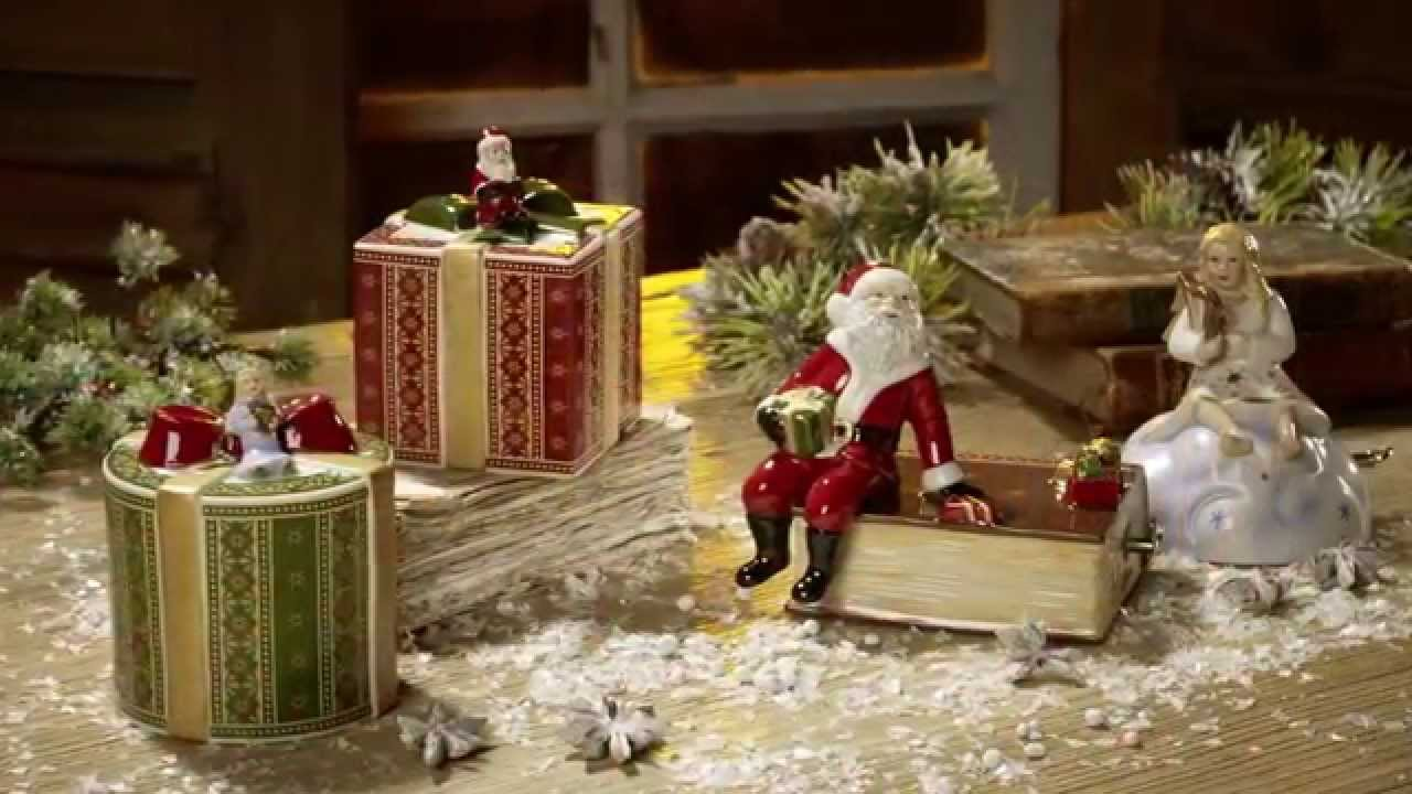 villeroy boch christmas 2015 youtube. Black Bedroom Furniture Sets. Home Design Ideas