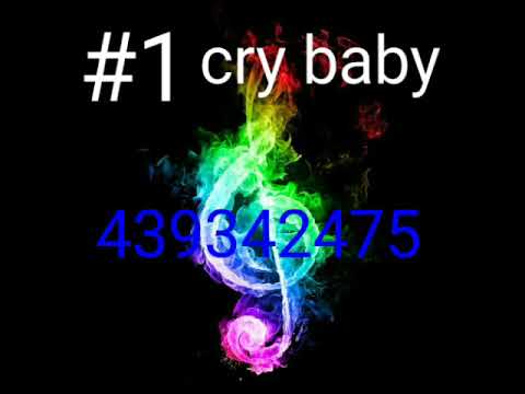 Crying Baby Id Roblox 12 Melanie Martinez Id Codes For Roblox Youtube