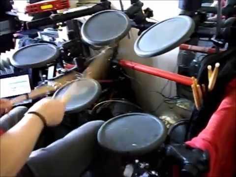 Yamaha DTXpress II Drums - YouTube 45f45dda8