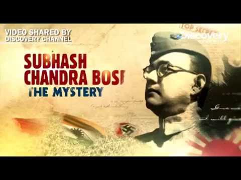 The Mystery Behind Subhash Chandra Bose's Death