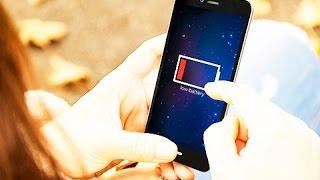 Teléfonos con Baterías que Durarán Hasta 7 Días
