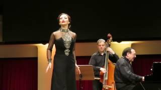 Наталия Мельник куплеты из оперетты