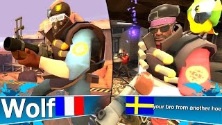 iksD   TF2 Frag Clip of the Day #661 your bro from another hoe, Wolf