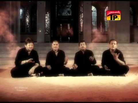 NEW NOHA RO RO RUBAB DETI HEN ASGHAR KO LORIYAN.. HABIB HUSSAIN PARTY ALBUM 2012