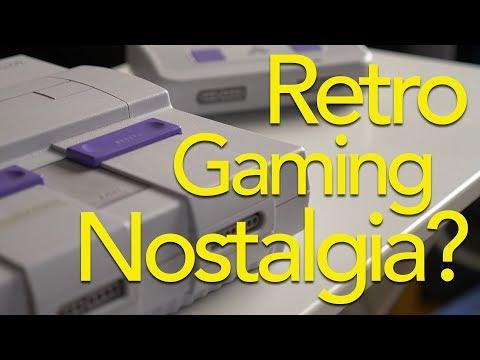 Is Retro Gaming Just Nostalgia? | TDNC Podcast #90