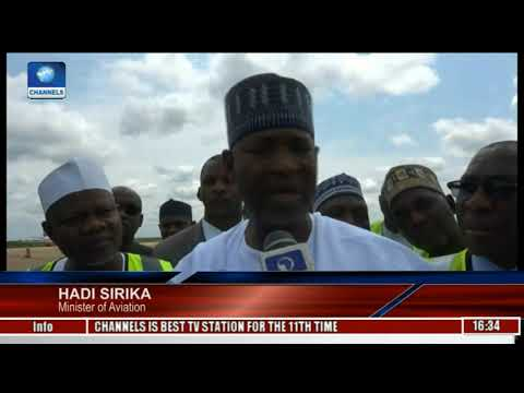 Aviation Funding: Govt Plans To Set Up Aviation Leasing Company - Hadi Sirika