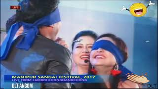 Sadananda & Bala cake funny challenge // #sangai festival
