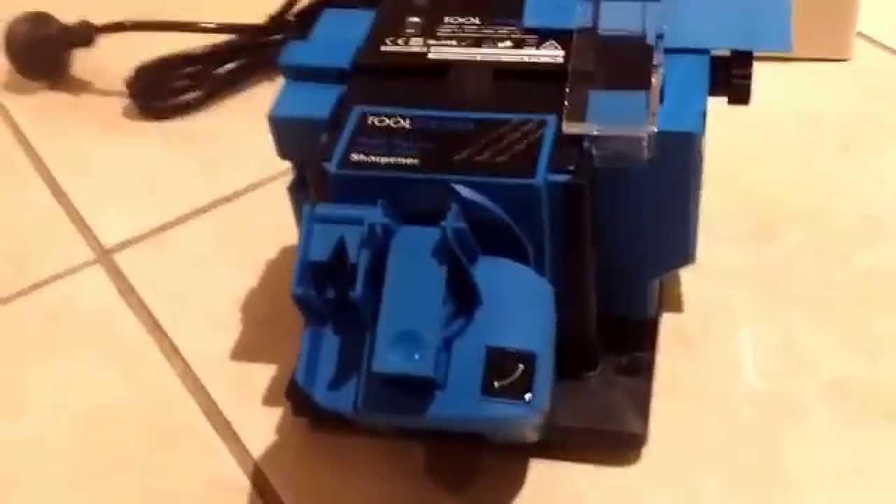 Multi Function Sharpener Packing Detail Youtube