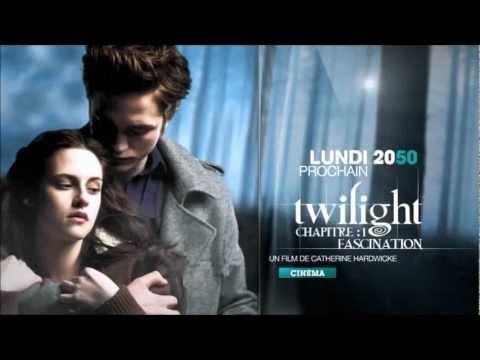 Spot TV TWILIGHT Chapitre 1 Fascination sur M6 le 14 novembre poster