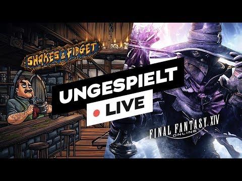 #ungeklickt ⭐️ Shakes & Fidget 🧙♂️ Final Fantasy