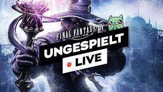 Final Fantasy 14 mit der Crew 🔴 LIVE