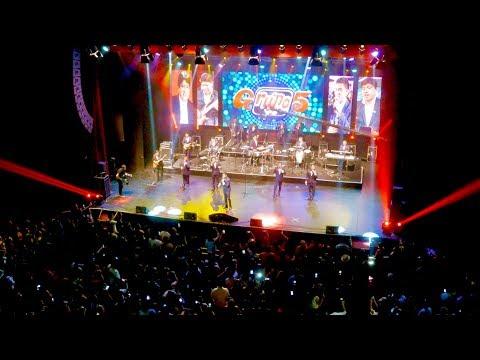 Grupo 5 - Teatro Gran Rex (45 Aniversario en Buenos Aires, Argentina)