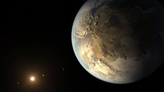 Earth-Size Planet Where Water May Exist Found