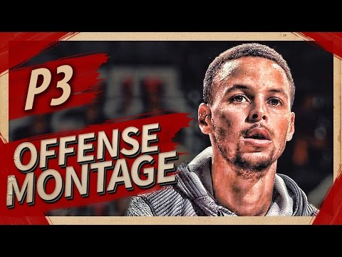 Stephen Curry Offense Highlights Montage 2016/2017 (Part 3) - CRAZY SHOTS, Chef Curry!