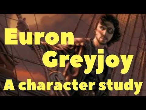 Euron Greyjoy; a character study - livestream with Ideas of Ice and Fire