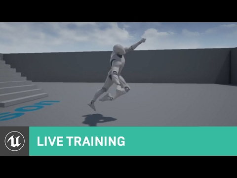 Physical Animations | Live Training | Unreal Engine