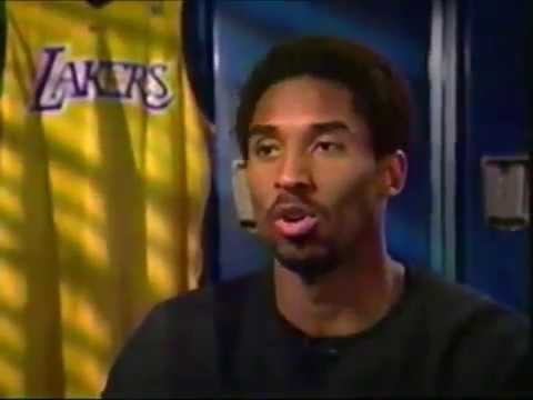 Kobe Bryant (Age 20) One On One Interview With Peter Vecsey (1999)