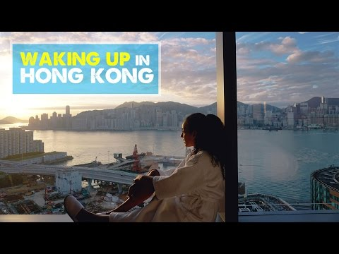 hong-kong-day-1:-luxury-hotel-with-best-view-|-honeymoon-vlog-04