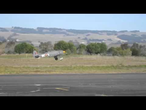 warbirds take off from Petaluma