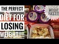 The Perfect Diet To Lose Weight | Week-2 Update!!! | 12 Week Program For FREE!!!