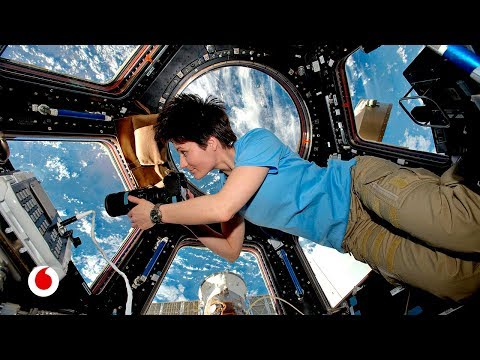 La astronauta † youtuber † que nos mostr� la vida en el espacio