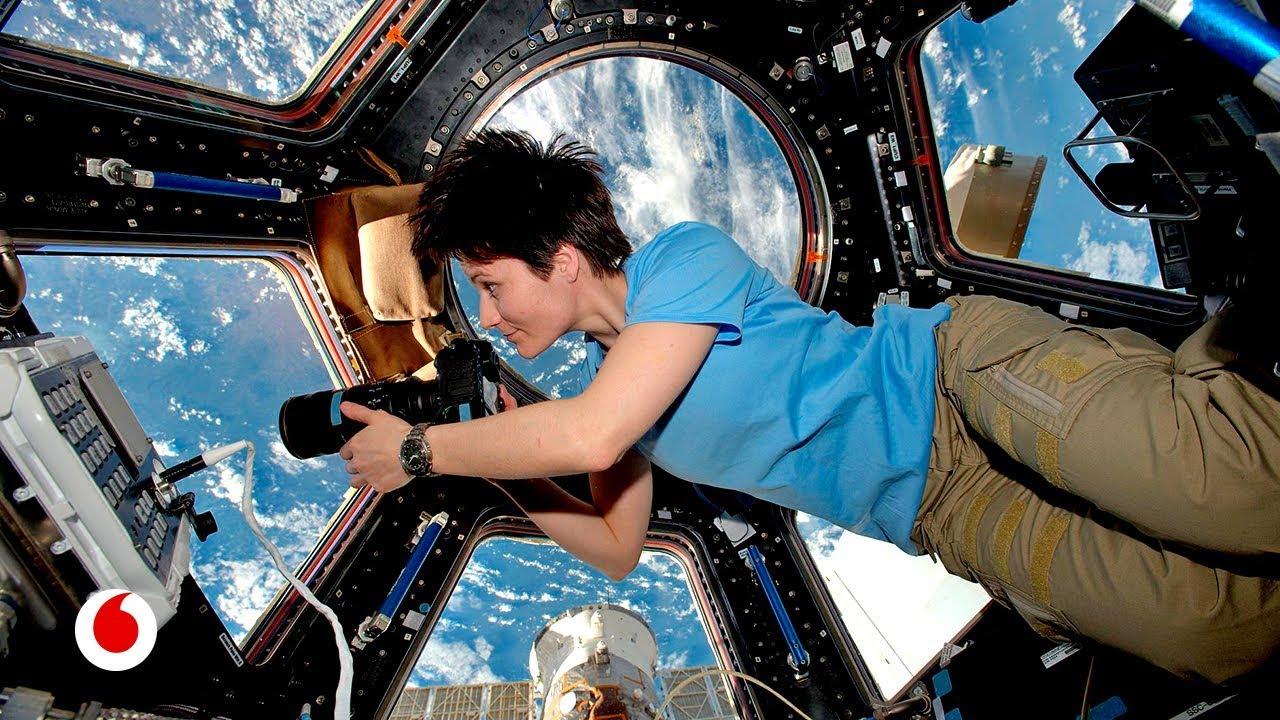 La astronauta 'youtuber' que nos mostró la vida en el espacio