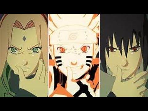 team 7 kakashi dan hokage berkumpul - Naruto Shippuden: Ultimate Ninja Storm 4
