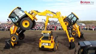 Вслух..ru: Первые тюменские гонки на тракторах
