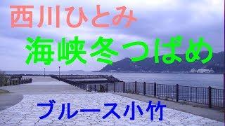 海峡冬つばめ/西川ひとみ by ブルース小竹