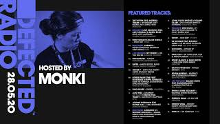 Cover images Defected Radio Show presented by Monki - 28.05.20