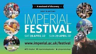Imperial Festival 2018 | Psychedelic Drugs in Science and Medicine