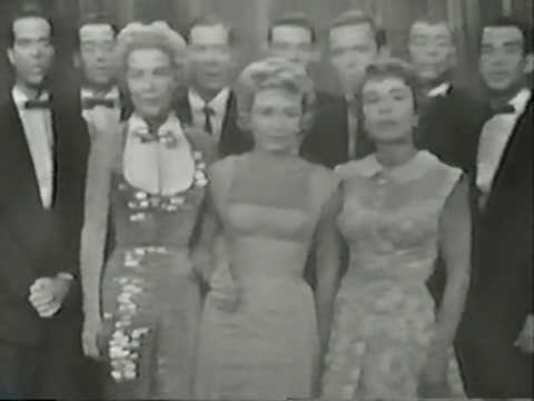 Betty Hutton - All Star Christmas Show (1958) Part 2 - YouTube