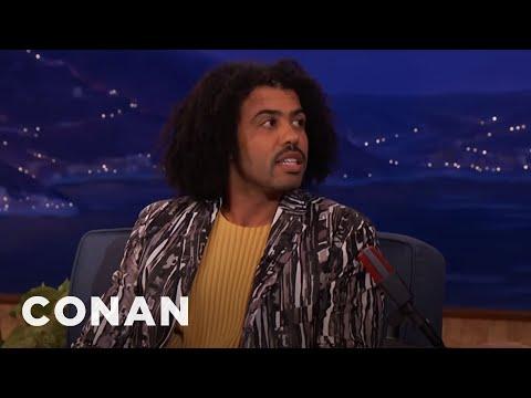 Daveed Diggs On Lin-Manuel Miranda's Eagle Eyes  - CONAN on TBS