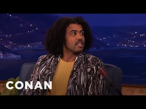 Daveed Diggs On LinManuel Miranda's Eagle Eyes   CONAN on TBS