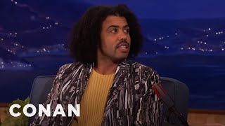 Daveed Diggs On Lin-Manuel Miranda's Eagle Eyes  - CONAN on TBS