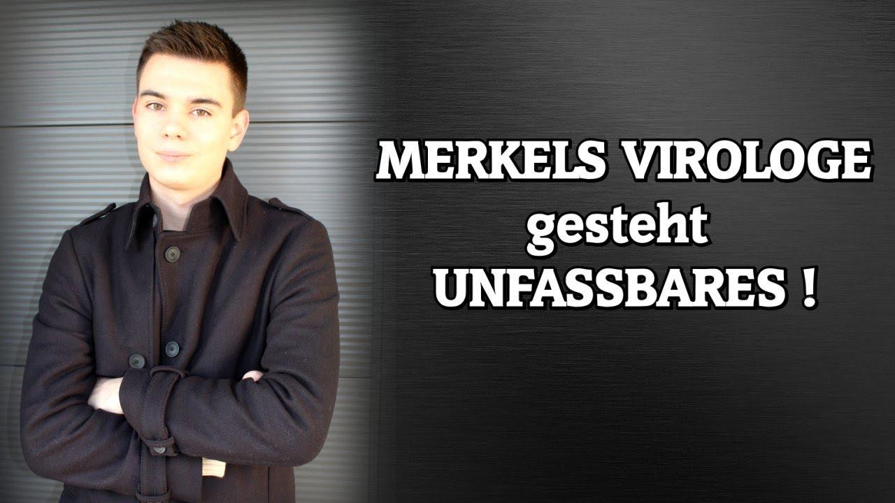 MERKELS VIROLOGE gesteht UNFASSBARES!