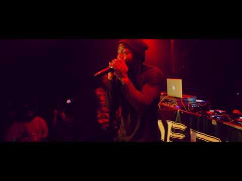 Ace Hood Bring Out JohnG Beats in Montreal