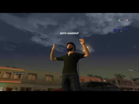 GTA SA: Animações Realistas (RP & RPG) Por: Higor Santana