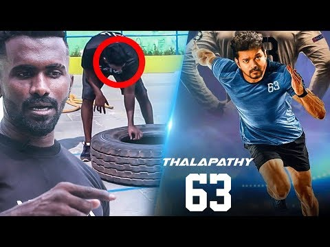 Thalapathy 63: Vijay's NEVER BEFORE Muscular Body & Diet Plan - Reveals Personal Trainer Kannan